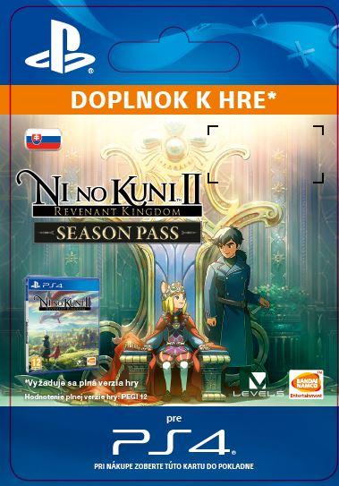 ESD SK PS4 - Ni no Kuni™ II: Revenant Kingdom - Season Pass