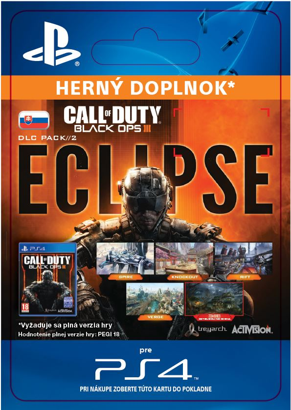 ESD SK PS4 - Call of Duty®: Black Ops III Eclipse DLC