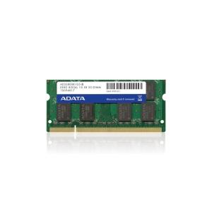 SO-DIMM 1GB DDR2 800MHz CL5 ADATA retail