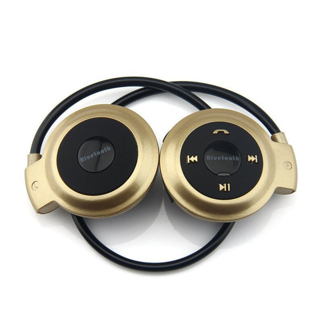 Wodasound ® Sports mini 503 Bluetooth Gold