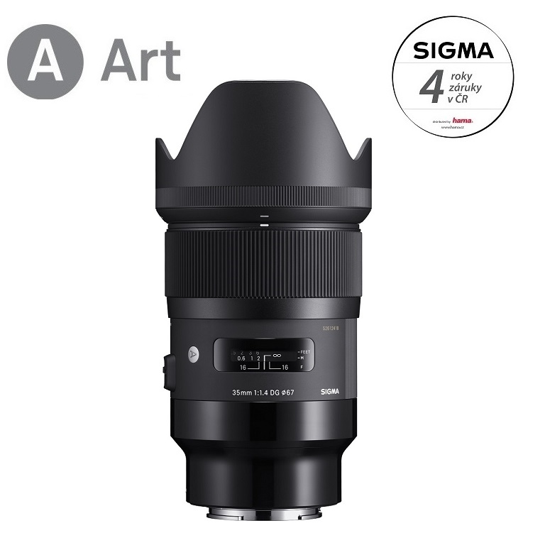 SIGMA 35/1.4 DG HSM ART Sony E-mount