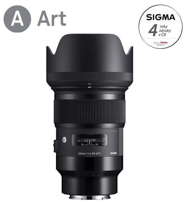 SIGMA 50/1.4 DG HSM ART Sony E-mount