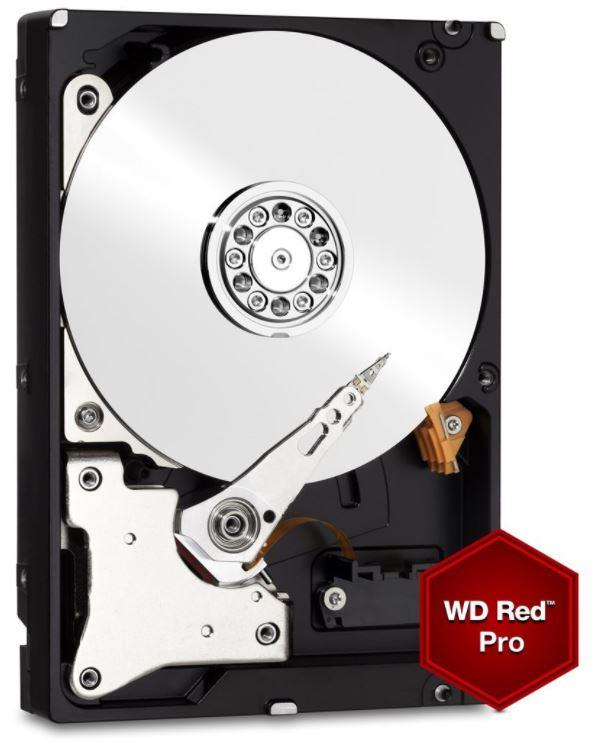 HDD 8TB WD8003FFBX Red Pro 256MB SATAIII NAS