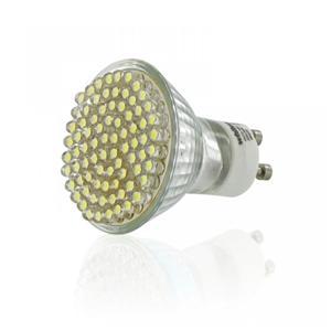 WE LED žárovka 80xLED 3W GU10 230V bílá
