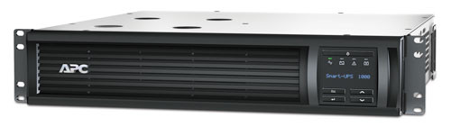 APC Smart-UPS 1000VA LCD RM 2U, 700W, hl.457 mm, SmartConnect
