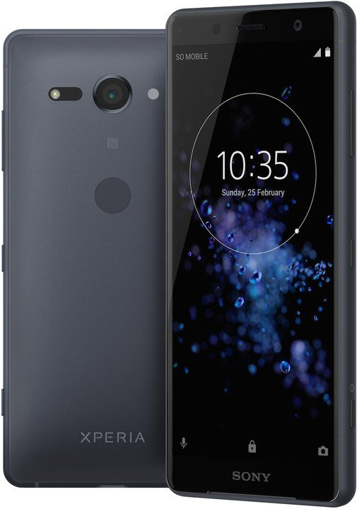Sony Xperia XZ2 Compact DS H8324 Black