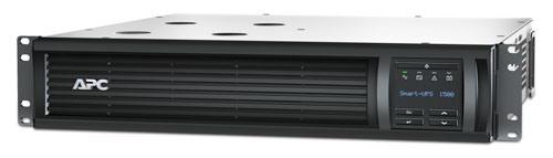 APC Smart-UPS 1500VA LCD RM 2U, 1 kW, hll. 457 mm SmartConnect