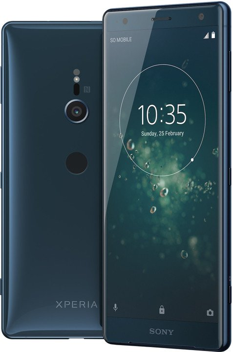 Sony Xperia XZ2 DS H8266 Green