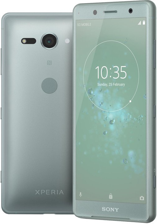 Sony Xperia XZ2 Compact DS H8324 Green