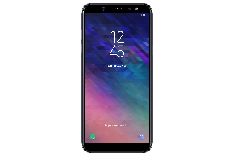 Samsung Galaxy A6 SM-A600 Orchid Gray