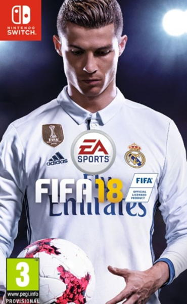 Electronic Arts SWITCH hra FIFA 18