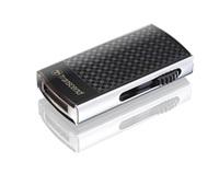 Transcend 16GB JetFlash 560, USB 2.0 flash disk, stylový design, černo/šedý