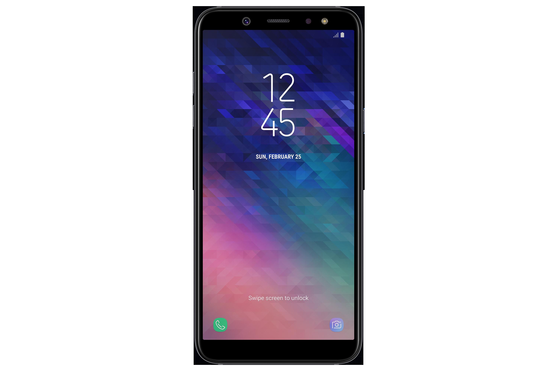 Samsung Galaxy A6 SM-A600 Black