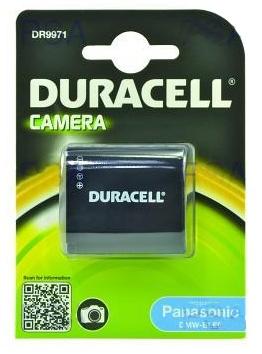 DURACELL Baterie - DR9971 pro Panasonic DMW-BLE9, černá, 750 mAh, 7.2 V