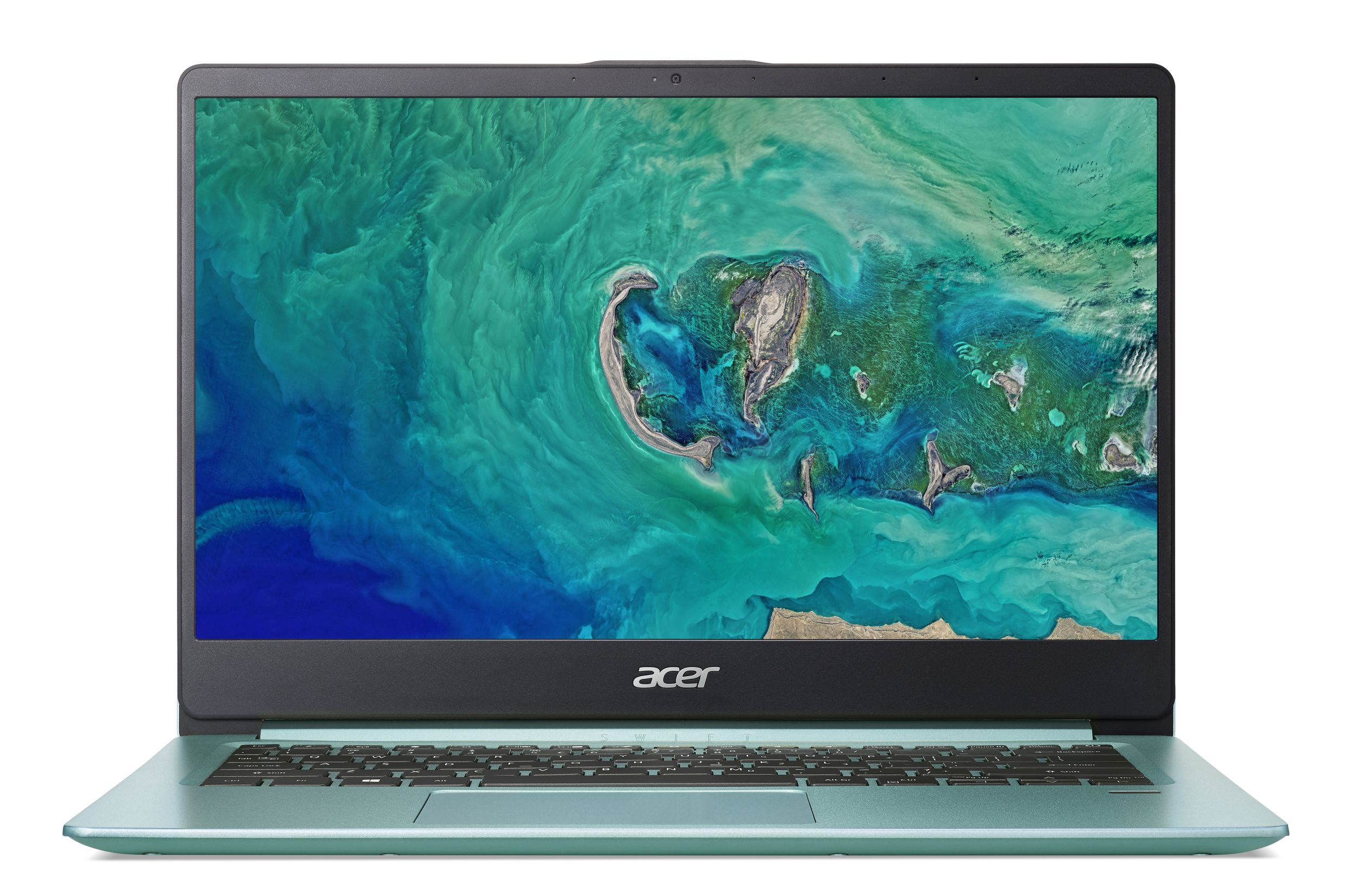 "Acer Swift 1(SF114-32-P94N) Pentium N5000/4GB+N/128GB SSD M.2+N/A/HD Graphics/14"" FHD matný/BT/W10 Home/Green"