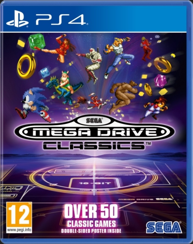 PS4 - Sega MegaDrive Collection