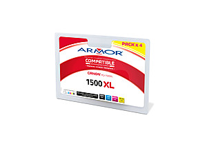Armor multipack pro Canon (PGI1500XG) BCMY