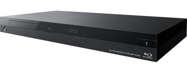 SONY BDP-S7200 Přehrávač Blu-ray Disc™ 4K s technologií super Wi-Fi® a zvukem s vysokým rozlišením