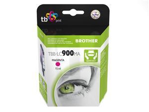 Ink. kazeta TB kompat. s Brother LC900M 100% N