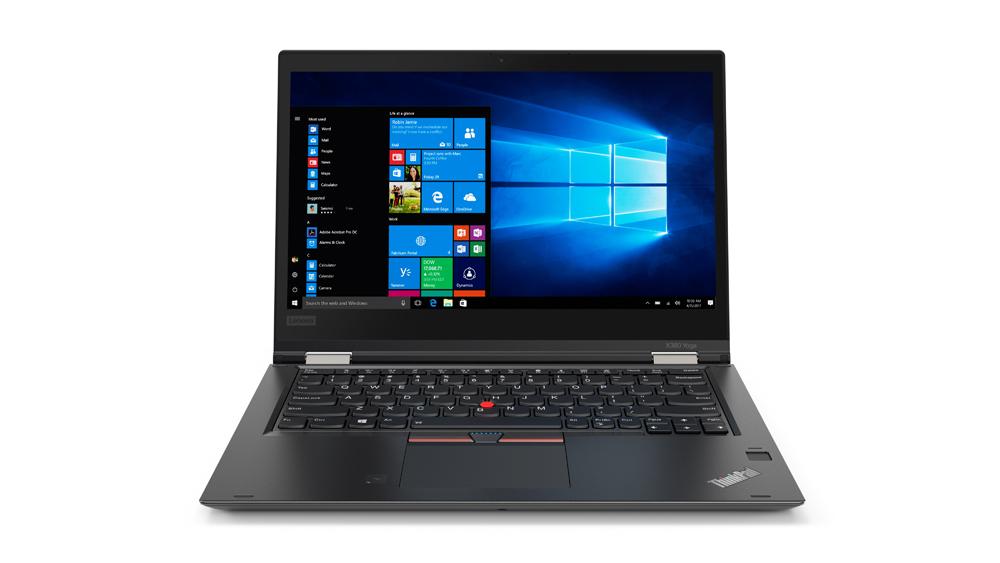 Lenovo Thinkpad Yoga X380 13,3''T/i5-8250U/8G/256SSD/Intel UHD/W10P /černý