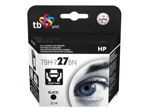 Ink. kazeta TB kompat. s HP C8727 (No.27) 100% new