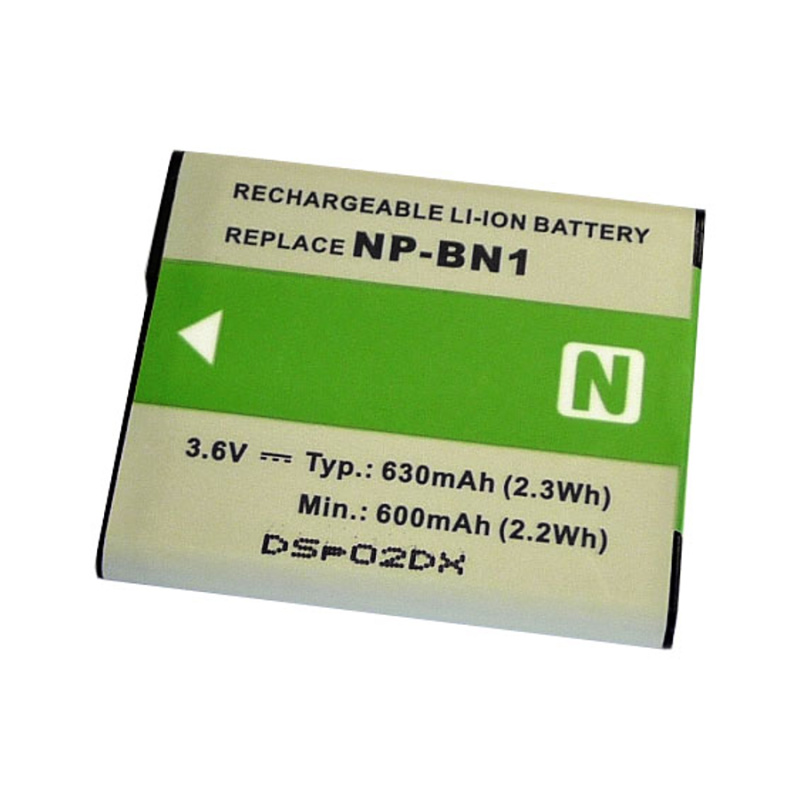 Doerr akumulátor SONY NP-BN1, 630mAh