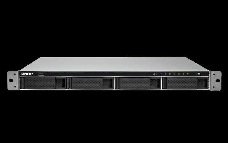 QNAP TS-463XU-4G (2Ghz/4GB/4xSATA/4xGbE)