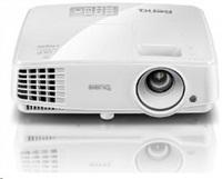 BenQ DLP Projektor MS527 3D/800x600 SVGA/3300ANSI/13000:1/HDMI/1x2W repro