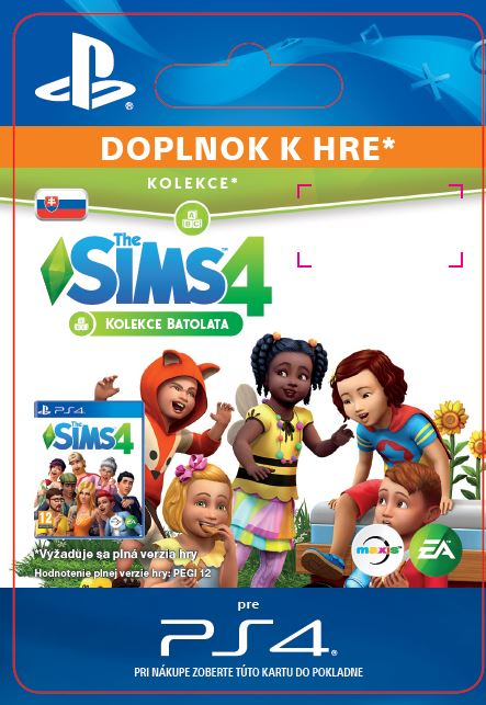 ESD SK PS4 - The Sims™ 4 Toddler Stuff