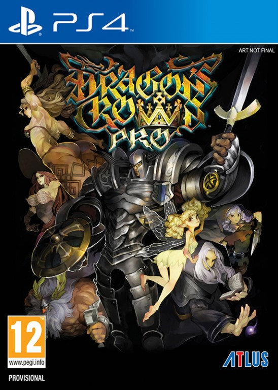 PS4 - DRAGON'S CROWN PRO BATTLE-HARDENED EDITION