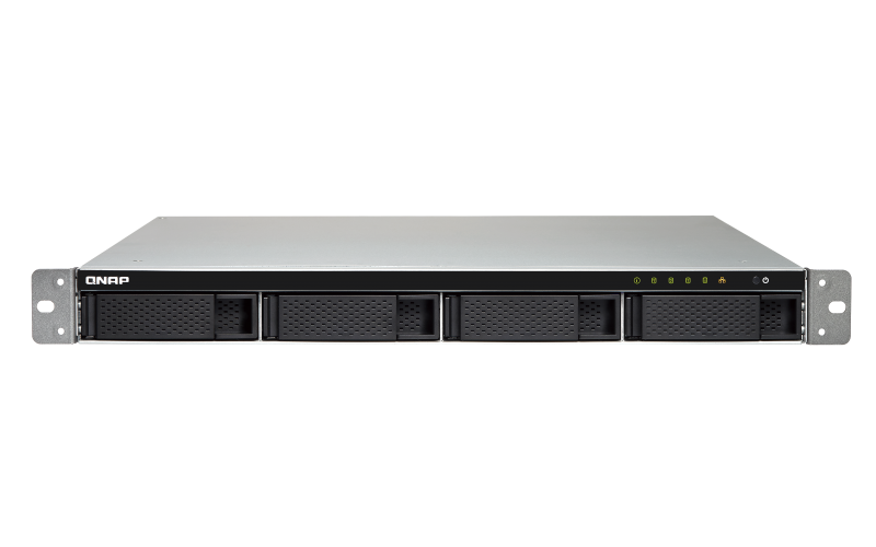 QNAP TS-453BU-2G (1,5GHz/2GB/4xSATA/4xGbE)