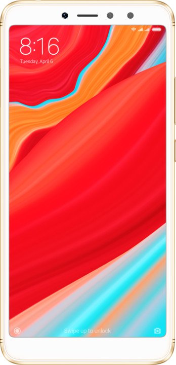 Xiaomi Redmi S2 Global (3GB/32GB), Gold
