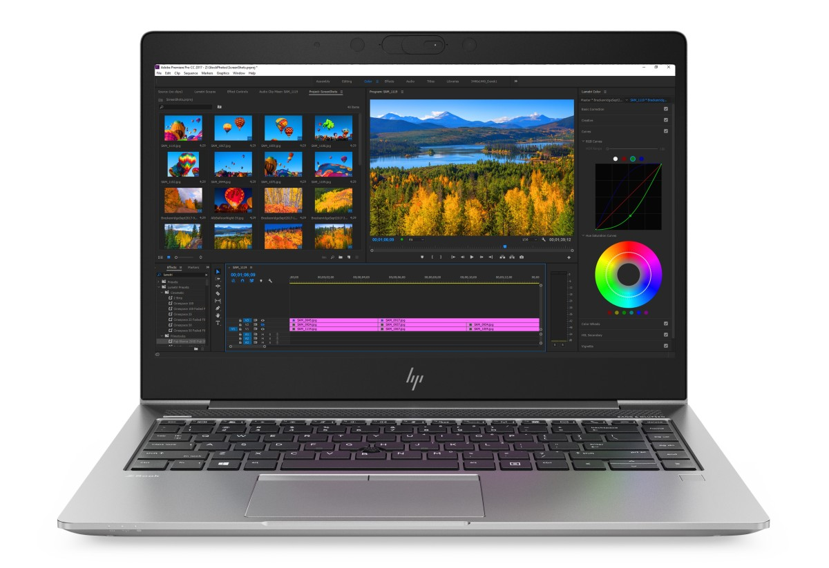 HP ZBook 14u G5 FHD/i7-8550U/Radeon WX3100/16G/512GB SSD/LTE/W10P/3SERVIS