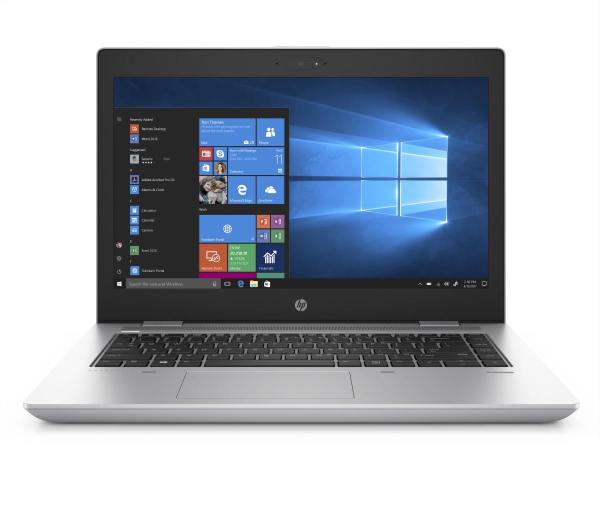 "HP ProBook 640 G4 14"" FHD i5-8250U/4GB/256SSD/VGA/DP/RJ45/WIFI/BT/MCR/FPR/1RServis/W10P"