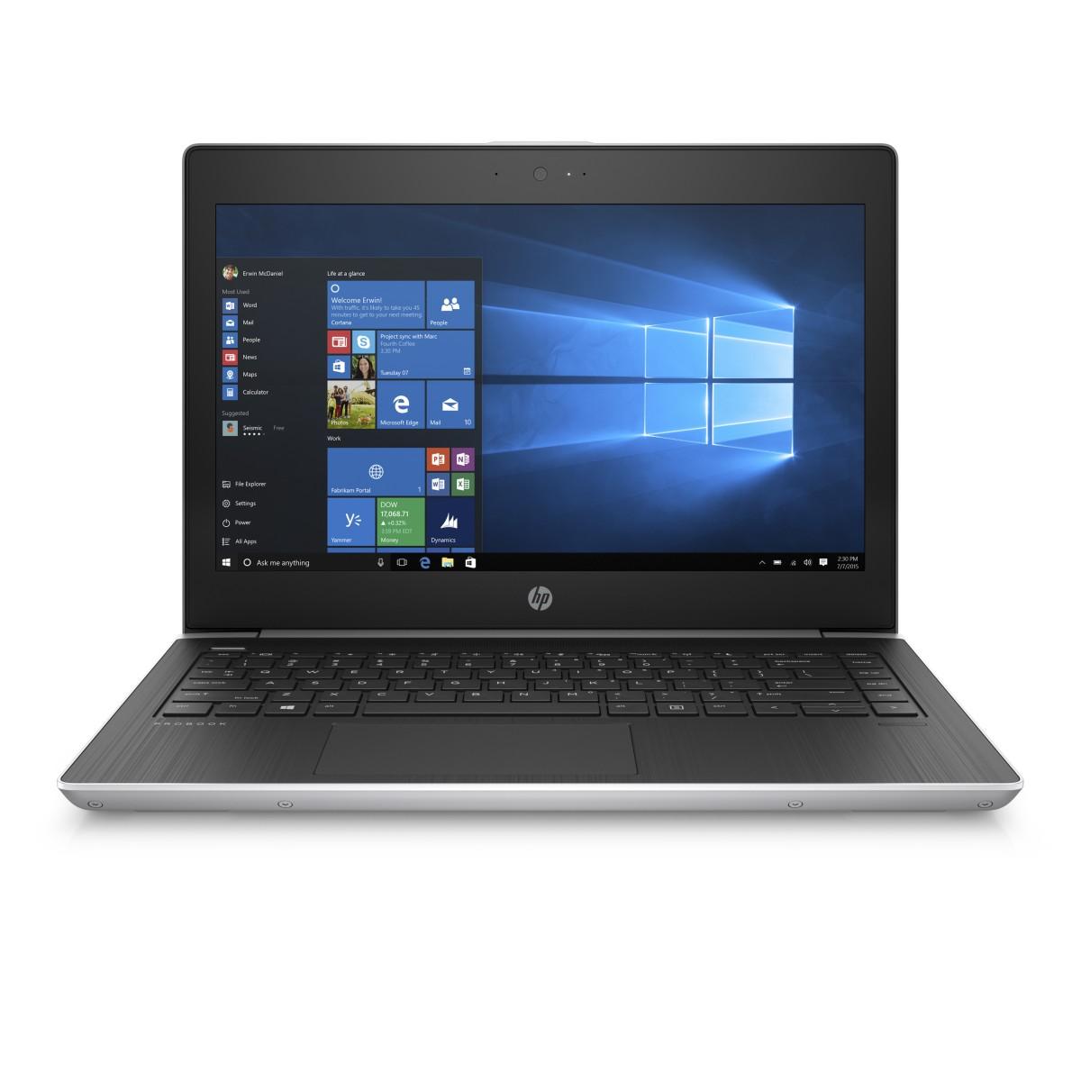 HP ProBook 430 G5 i3-8130U/8GB/256GB SSD+slot 2,5''/13.3 FHD/Backlit kbd, Win 10 Pro