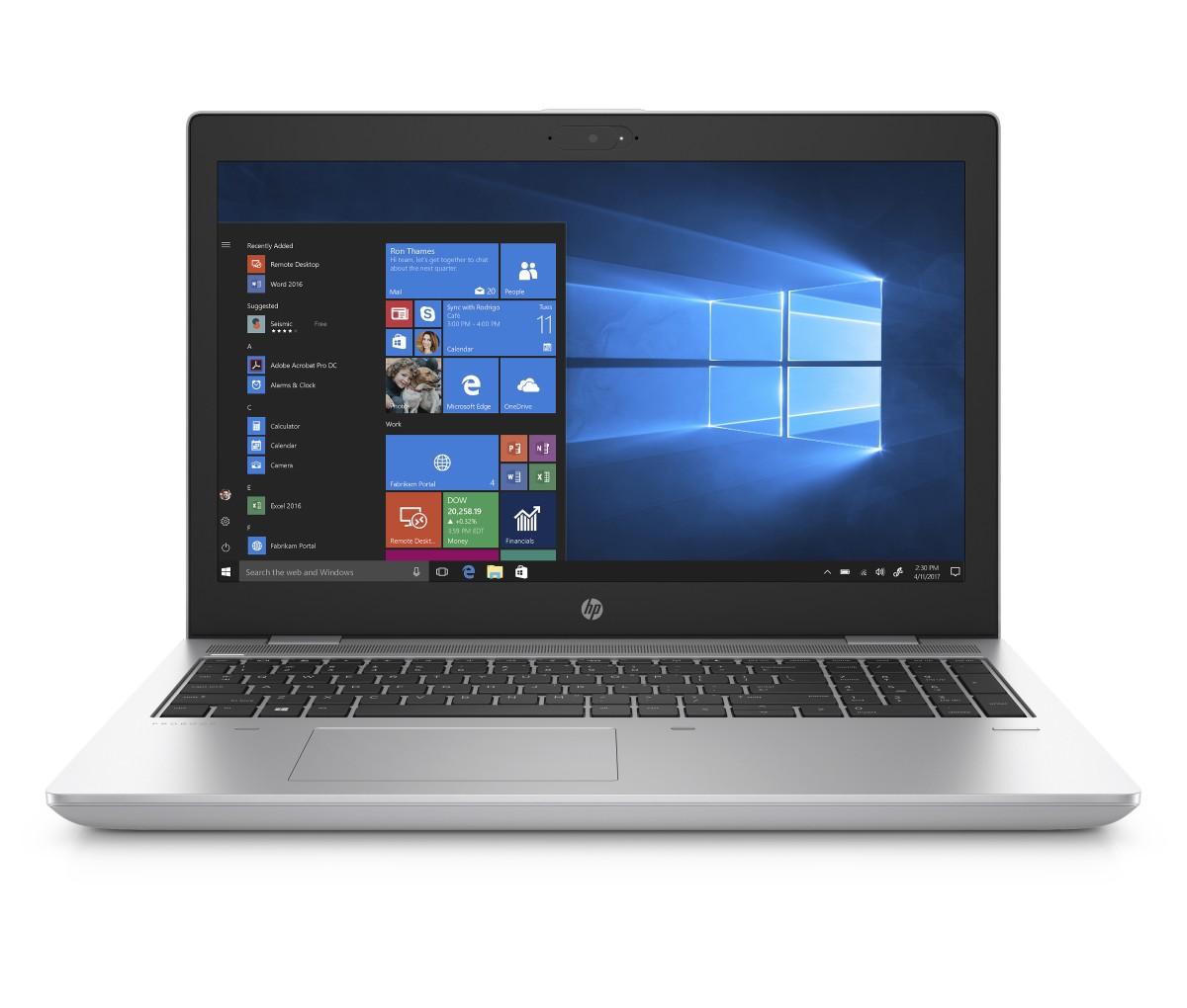 HP ProBook 650 G4 FHD i7-8550U/8/512GB/DVD/VGA/DP/SP/RJ45/WIFI/BT/MCR/FPR/1RServis/W10P