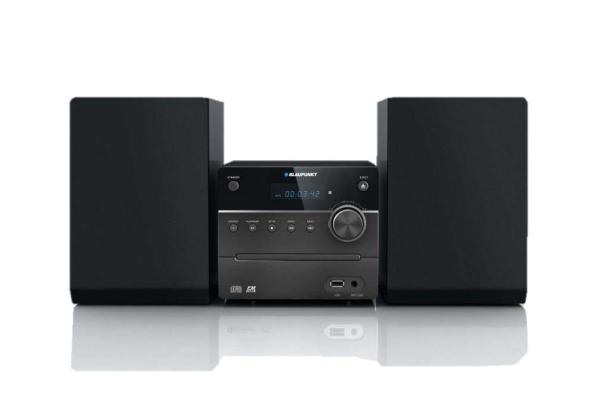 Micro systém BLAUPUNKT MS8BK FM/CD/MP3/USB