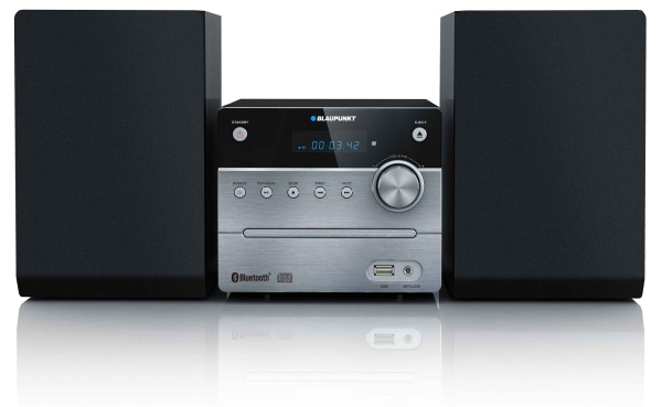 Micro systém BLAUPUNKT MS12BT FM/CD/MP3/USB/Bluetooth