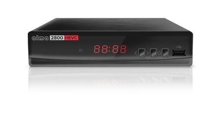 ZIRCON ALMA DVB-T2 HD 2800 prijímač