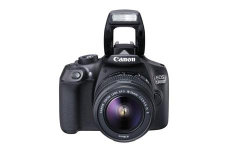 Canon EOS 1300D + 18-55 III DC VUK