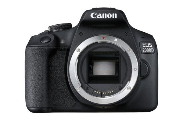 "Canon EOS 2000D tělo , 24,1 MP, 3"" LCD, Full HD"