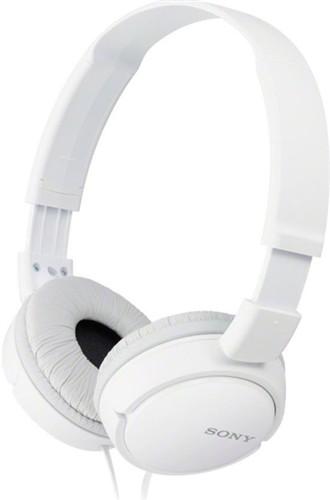 Sony MDR-ZX110APW white