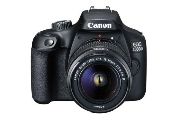 Canon EOS 4000D + 18-55DC - SELEKCE SIP