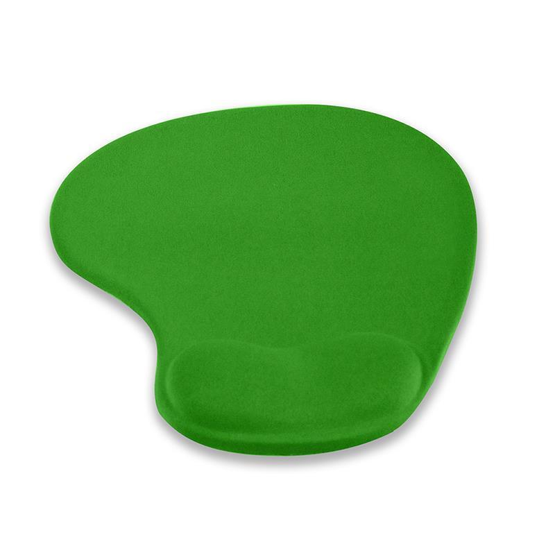4World Gelová podložka pod myš, zelený
