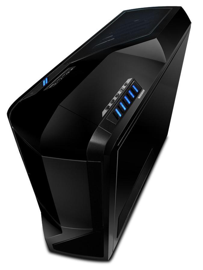 NZXT PC skříň Phantom černá