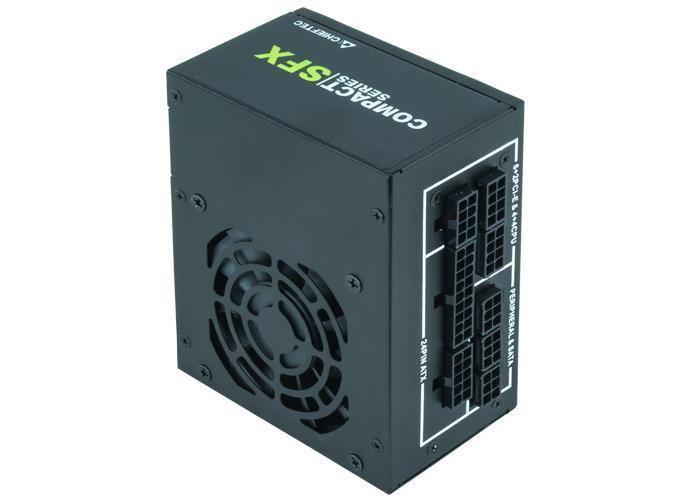 Chieftec SFX PSU COMPACT series CSN-550C, 550W, 8cm fan