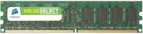 Corsair 2GB, 800MHz DDR2, non-ECC CL5 DIMM