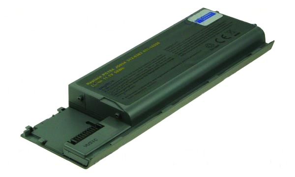 2-Power baterie pro DELL Latitude D620/D630/Precision M2300 Li-ion (6cell), 11.1V, 4400mAh