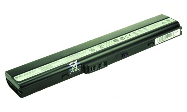 2-Power baterie pro ASUS A42serie/K42serie/K52serie/P42/P52/Pro51/Pro67/X42/X52 Li-ion(6cell),11.1V, 5200 mAh