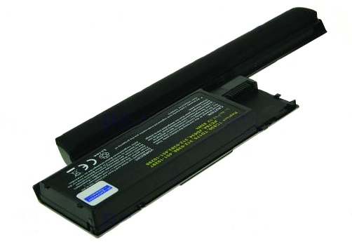 2-Power baterie pro DELL Latitude D620/D630/Precision M2300 Li-ion (9cell), 11.1V; 6600mAh